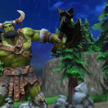 Обзор игры Warcraft III