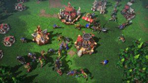 Компьютерная игра Warcraft III