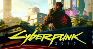 польская компьютерная игра Cyberpunk 2077